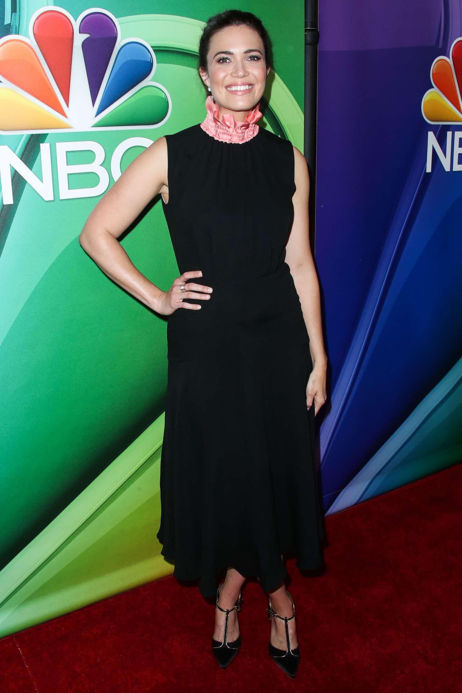 Mandy Moore: NBC Summer TCA Press Tour -19