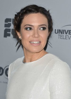 Mandy Moore - NBCUniversal's Press Junket in Los Angeles