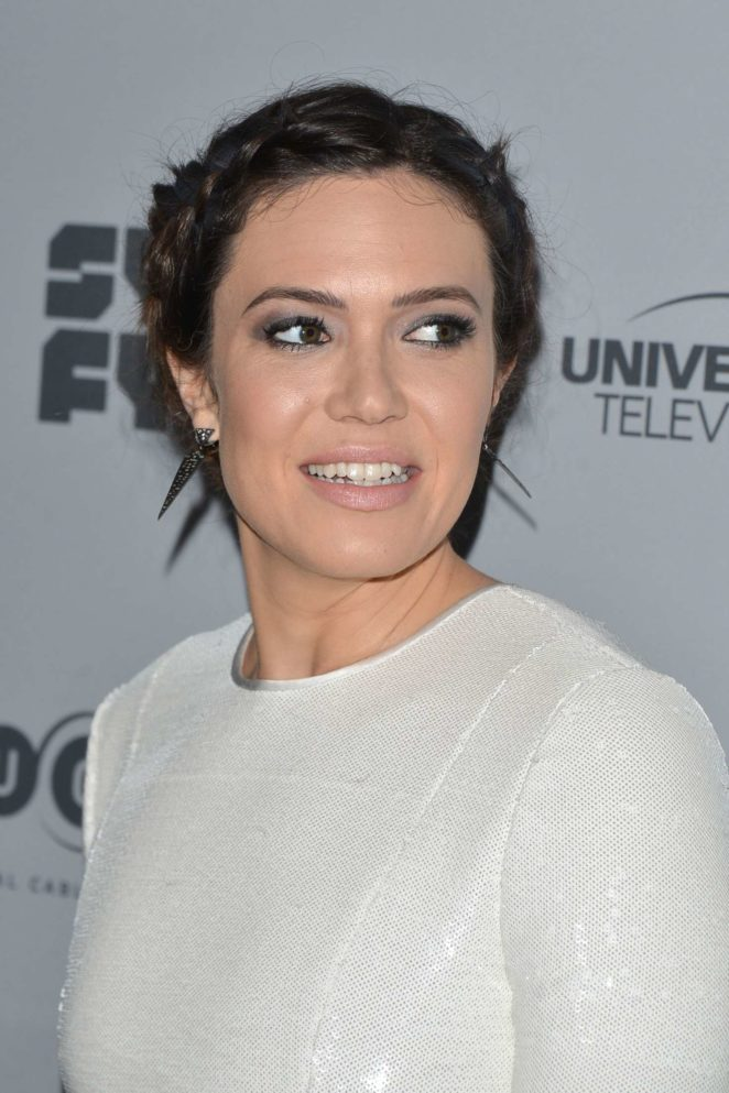 Mandy Moore - NBCUniversal's Press Junket in Los Angeles