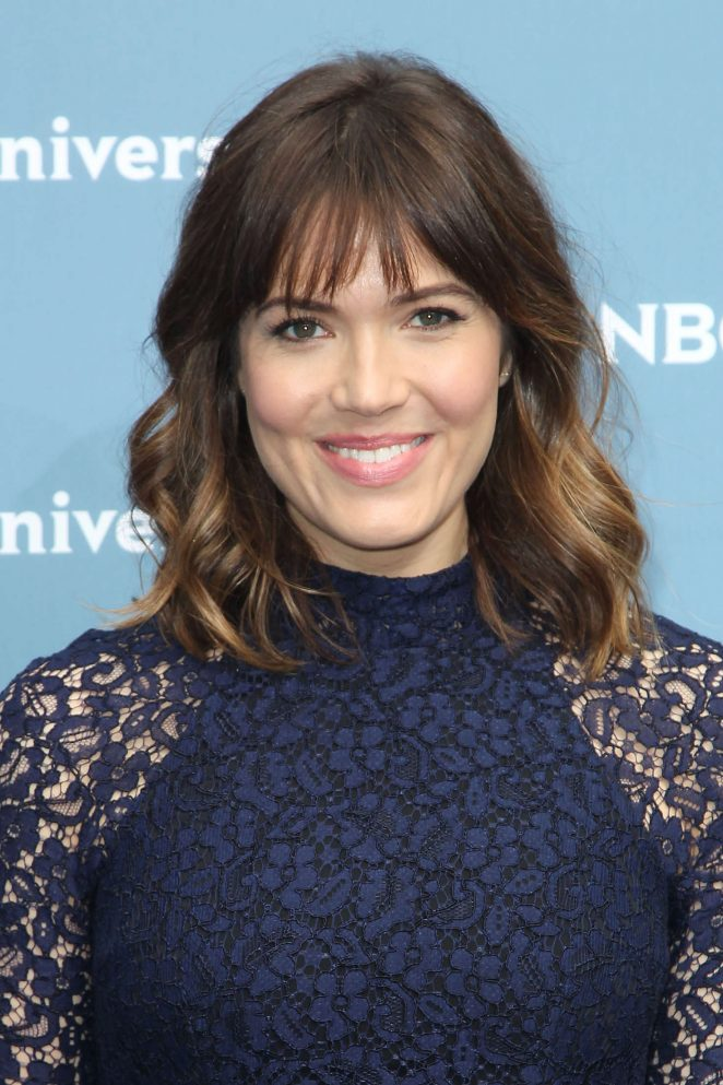 Mandy Moore: NBCUniversal Upfront Presentation 2016 -01