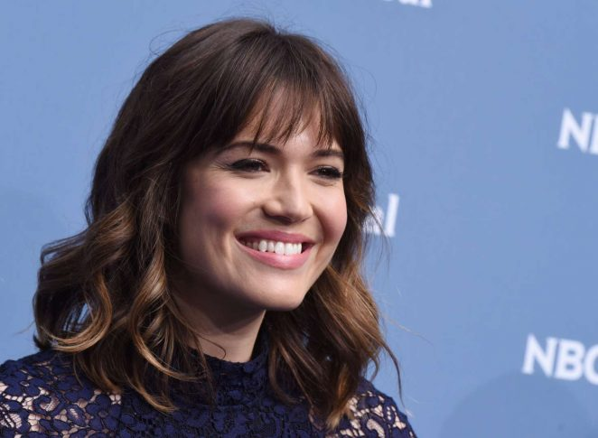 Mandy Moore: NBCUniversal Upfront Presentation 2016 -05