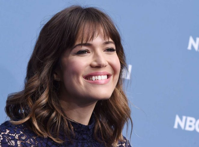 Mandy Moore: NBCUniversal Upfront Presentation 2016 -10