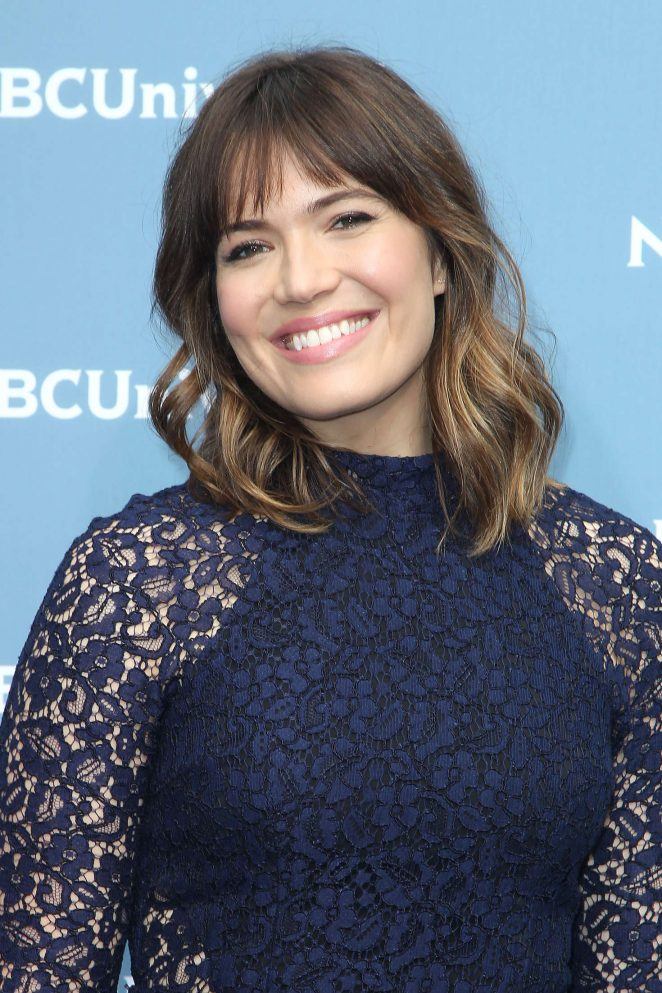 Mandy Moore: NBCUniversal Upfront Presentation 2016 -16