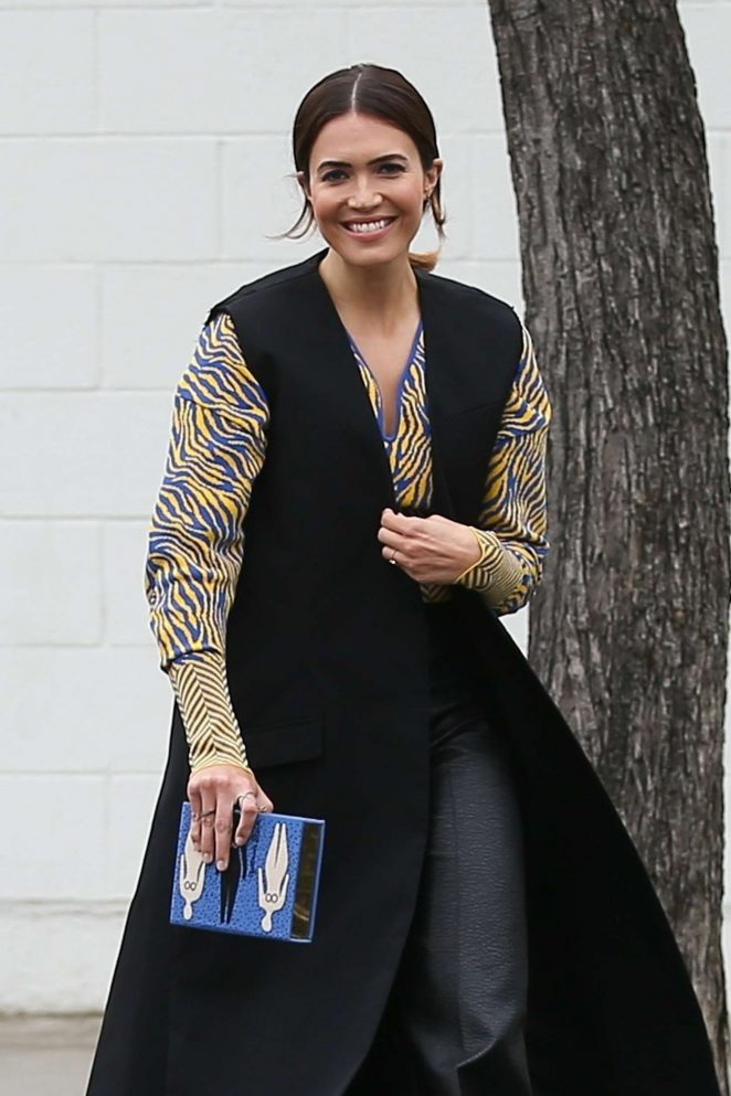 Mandy Moore - Out in Beverly Hills
