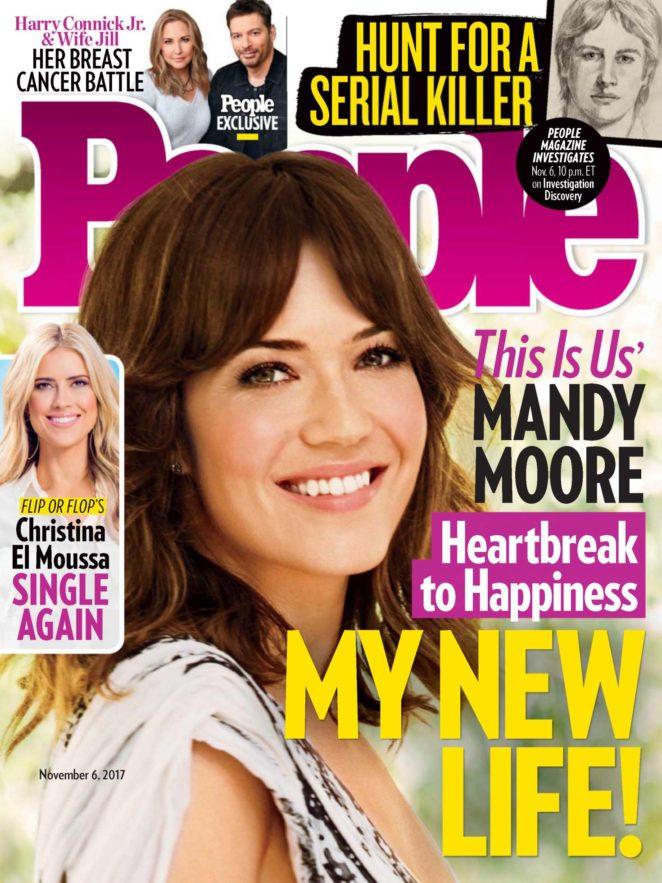 Mandy Moore: People Magazine 2017 -04