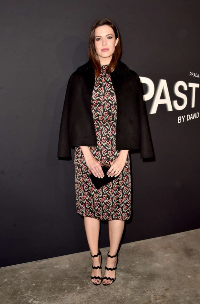 Mandy Moore - Prada Presents Past Forward Short Film By David O. Russell in LA