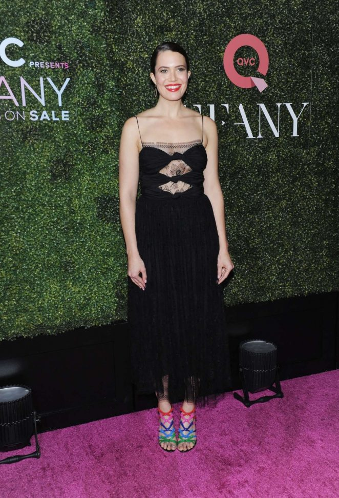 Mandy Moore - QVC Presents FFANY 'Shoes On Sale Gala' in New York