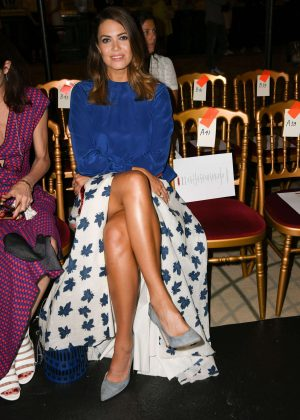 Mandy Moore - Ronald Van Der Kemp Haute Couture in Paris