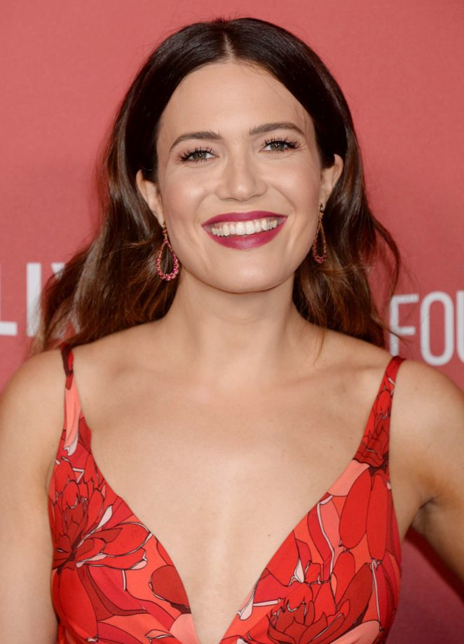 Mandy Moore - SAG-AFTRA Foundation's Patron of the Artists Awards in Beverly Hills