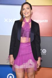 Mandy Moore - Target 20th Anniversary Collection in NYC