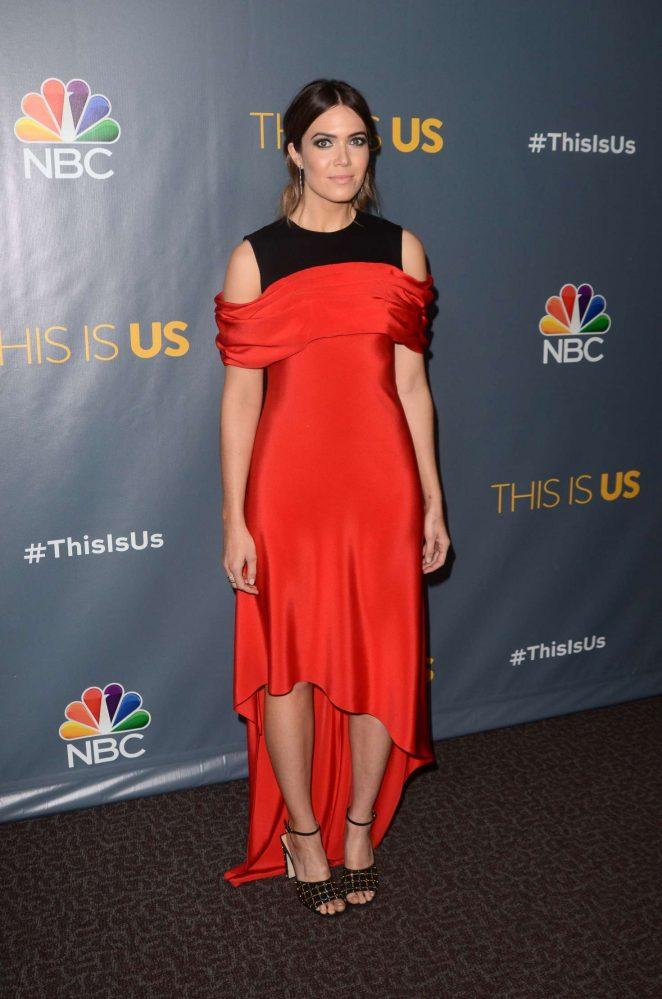 Mandy Moore - 'This Is Us' Finale Screening in Los Angeles