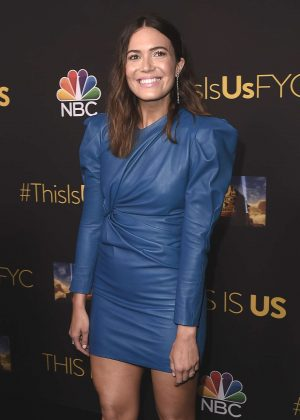 Mandy Moore - 'This Is Us' FYC Screening and Panel in Los Angeles