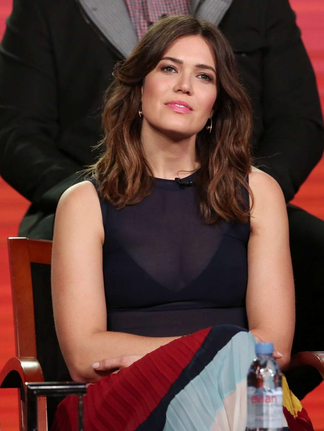 Mandy Moore - 'This Is Us' Panel at TCA Winter Press Tour 2017 in Pasadena