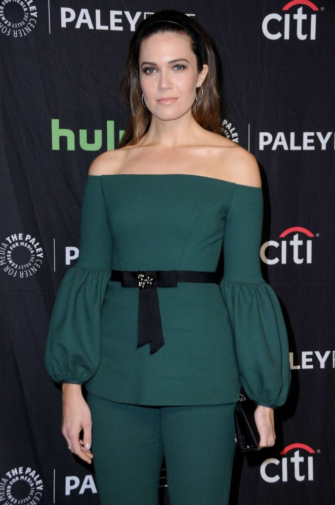 Mandy Moore - 'This is Us' Presentation at 2017 Paleyfest in Los Angeles