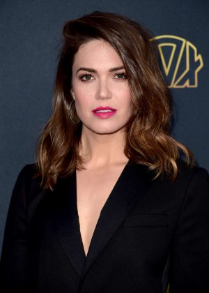 Mandy Moore - Twentieth Century Fox Television Screening Gala in LA