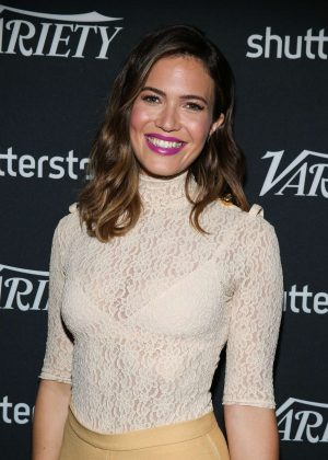 Mandy Moore - Variety Actors on Actors Presented by Shutterstock in LA