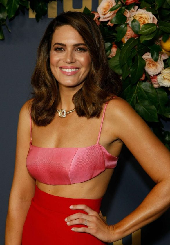 Mandy Moore - Walt Disney Television Emmy Party in Los Angeles