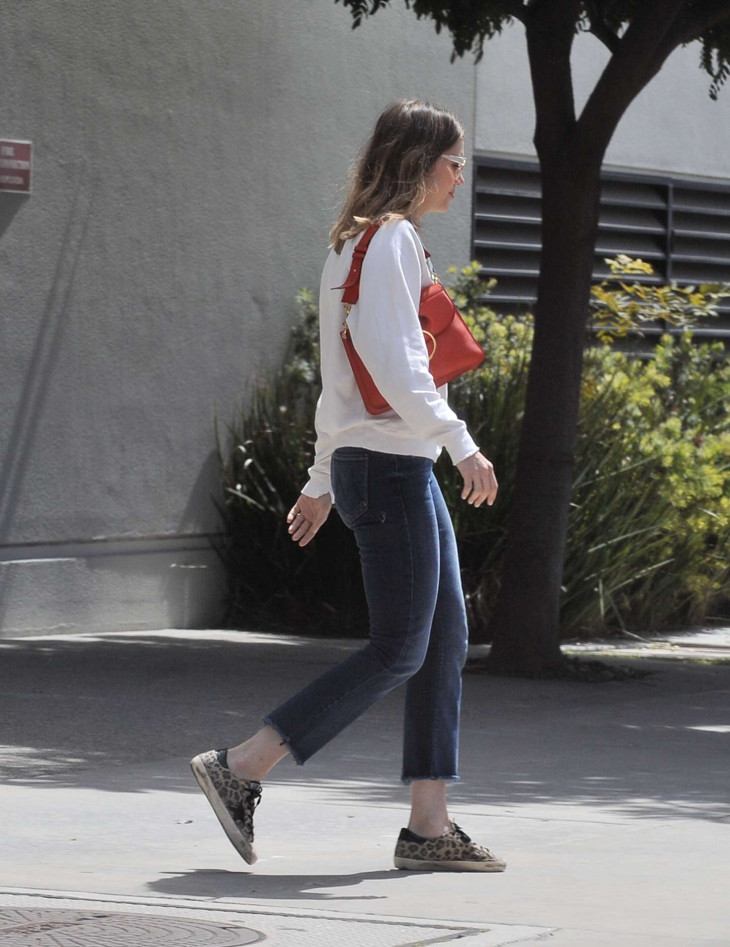 Mandy Moore with her fiancee out in Los Angeles