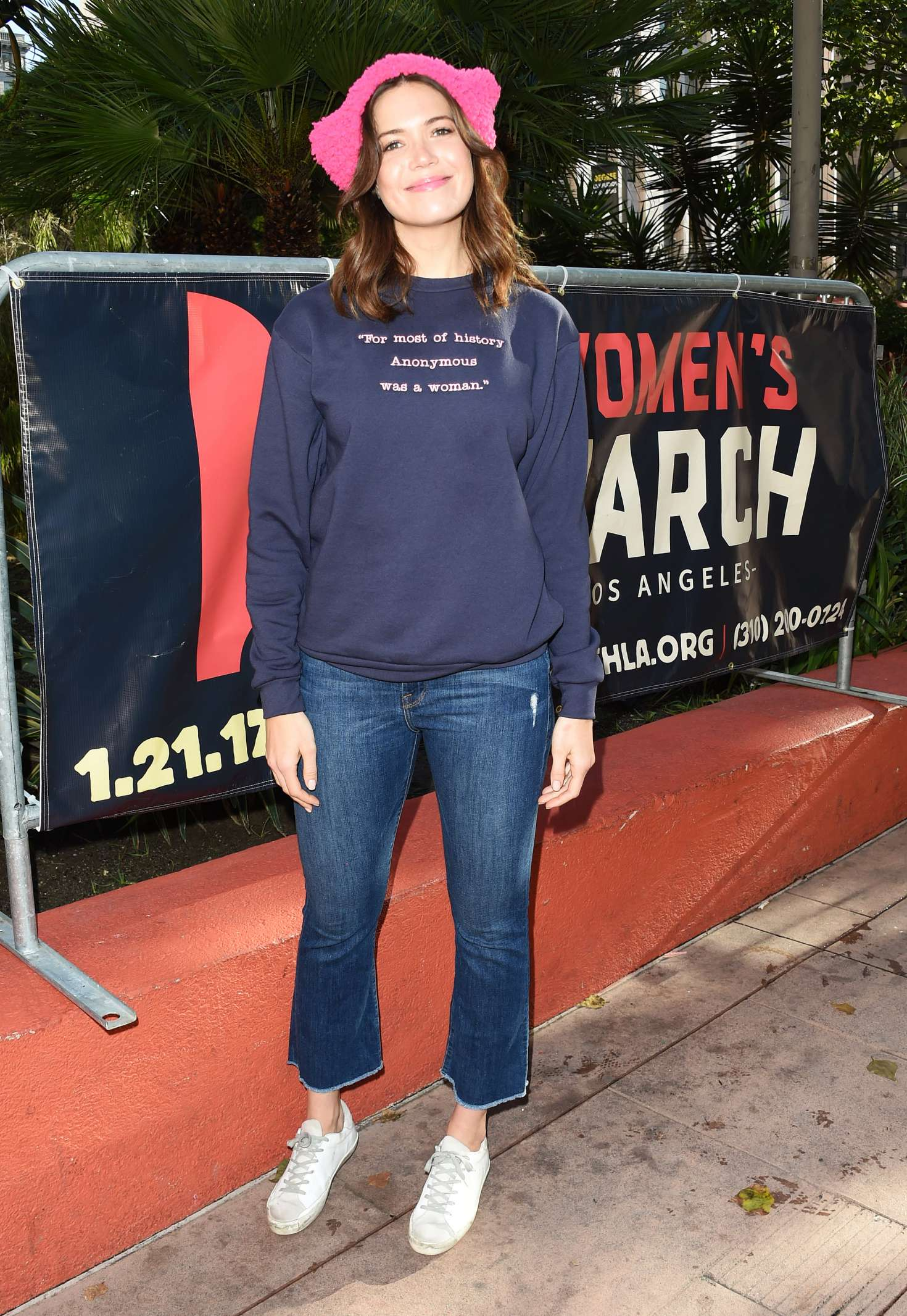 Mandy-Moore:-Womens-March-on-Los-Angeles