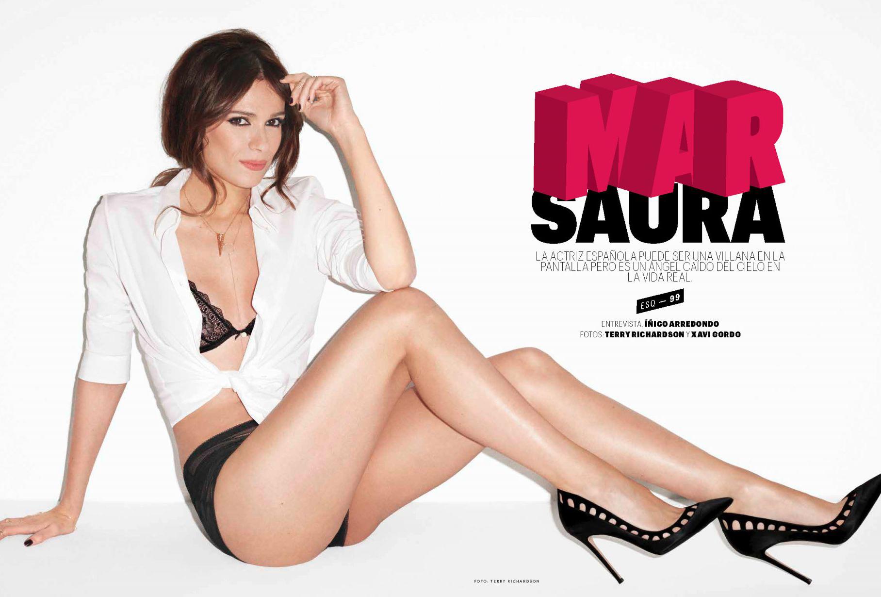 see through Hot Mar Saura naked photo 2017