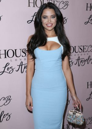 Mara Teigen - House of CB Launch in West Hollywood