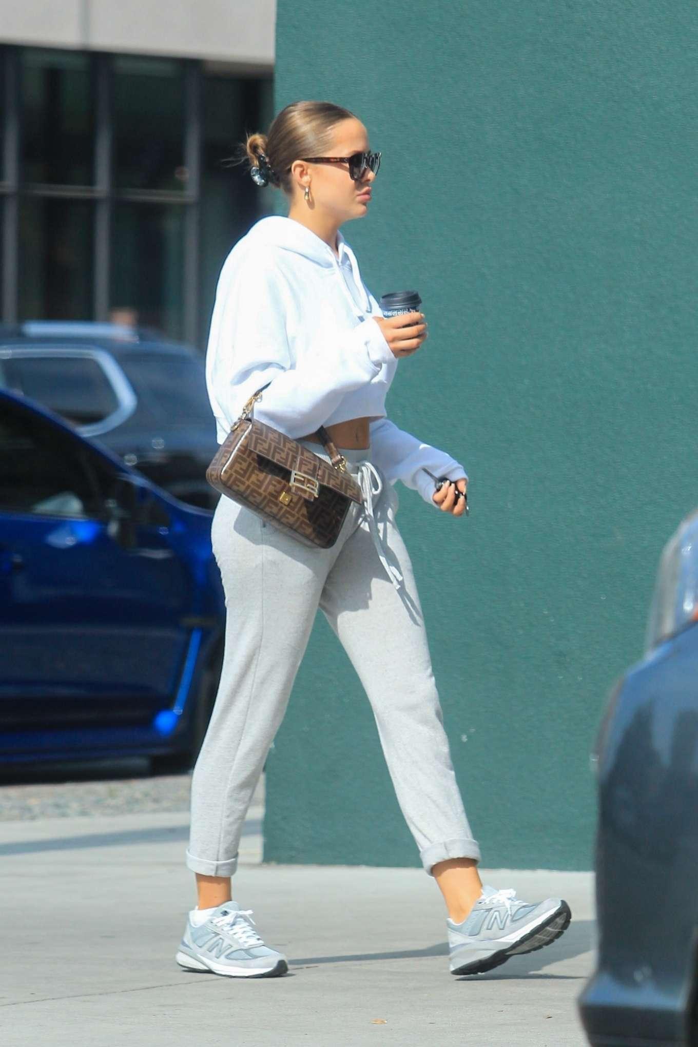 Mara Teigen 2019 : Mara Teigen – Out on Melrose Place in Hollywood-04