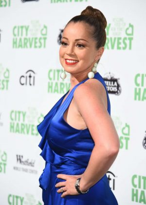 Marcela Valladolid - City Harvest's 23rd Annual Gala in NY