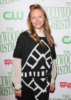 Marci Miller - 85th Annual Hollywood Christmas Parade in Hollywood