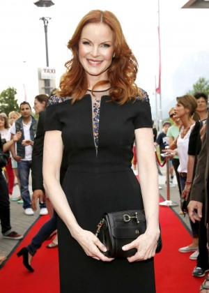 Marcia Cross - Late Night Shopping Event in Landquart