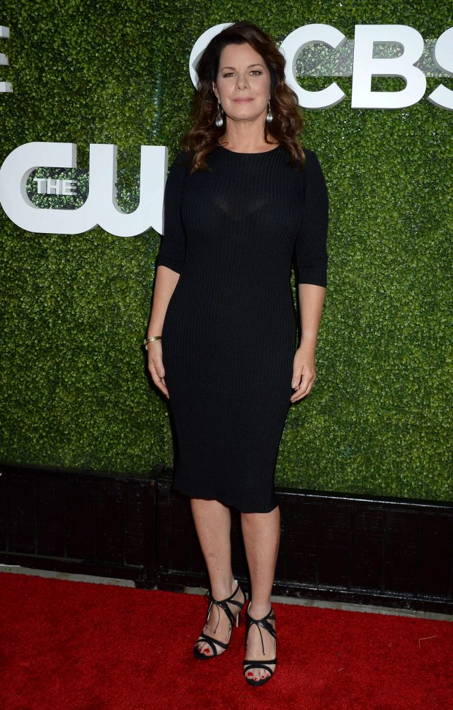 Marcia Gay Harden - 2016 CBS CW Showtime Summer TCA Party in West Hollywood