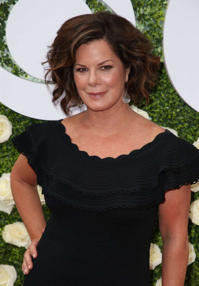 Marcia Gay Harden - 2017 CBS Television Studios Summer Soiree TCA Party in Studio City