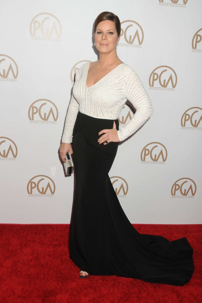 Marcia Gay Harden: 2016 Producers Guild of America Awards -05