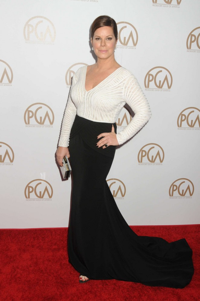 Marcia Gay Harden: 2016 Producers Guild of America Awards -08
