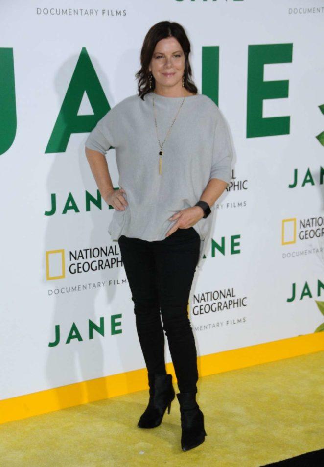 Marcia Gay Harden - 'Jane' Premiere in Los Angeles