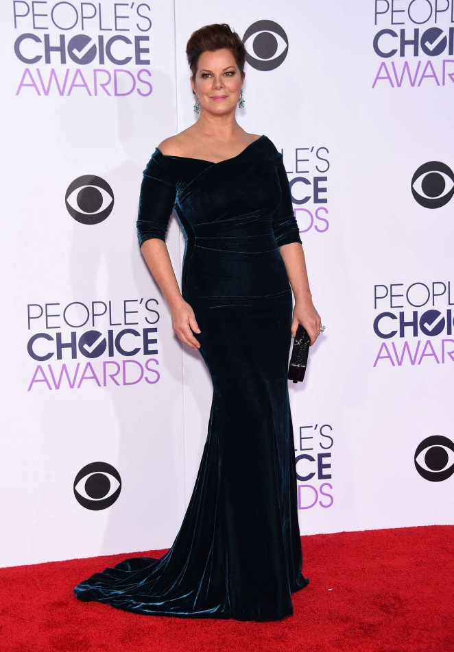 Marcia Gay Harden – People's Choice Awards 2016 in Los Angeles