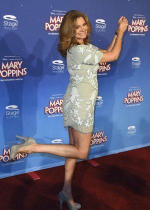 Maren Gilzer - 'Mary Poppins' Premiere in Stuttgart