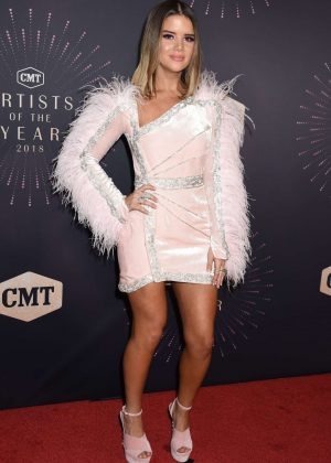 Maren Morris - 2018 CMT Artists of the Year in Nashville