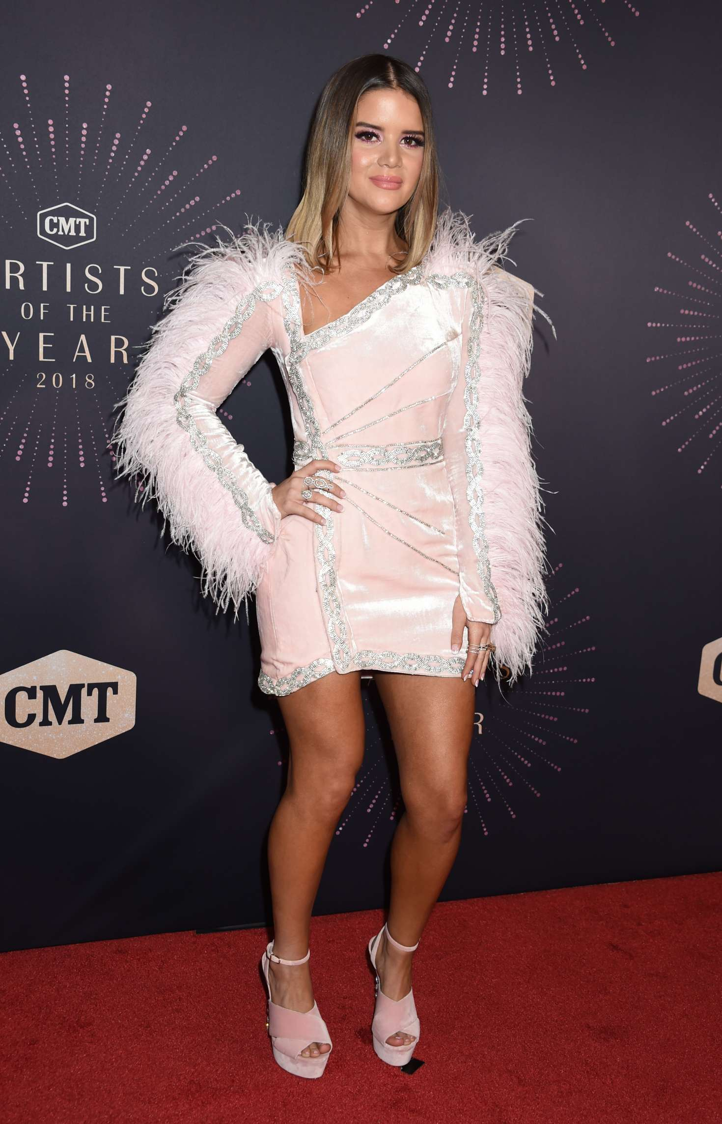 Maren Morris – 2018 CMT Artists of the Year in Nashville
