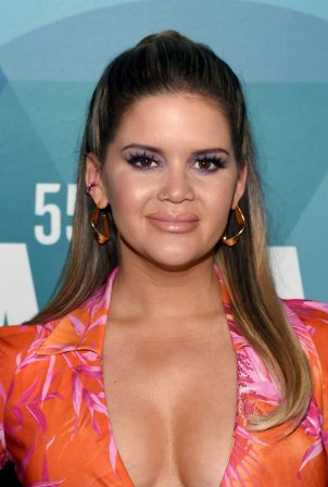 Maren Morris - 2020 Academy Of Country Music Awards in Nashville