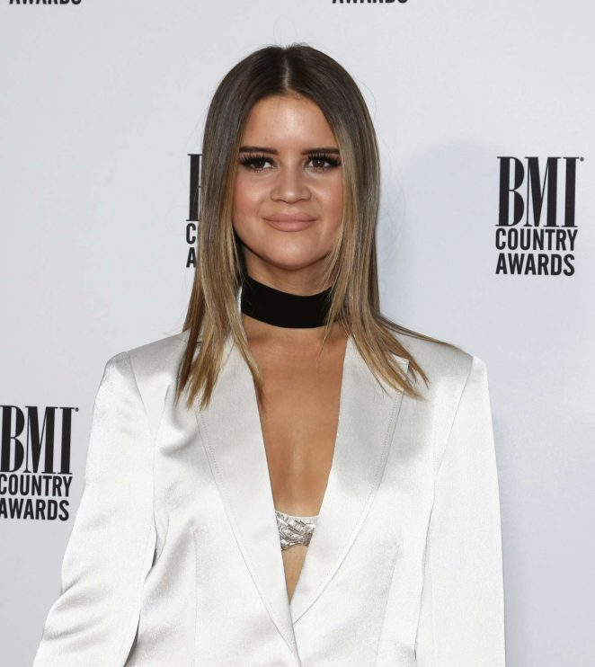 Maren Morris - 64th Annual BMI Country Awards in Nashville