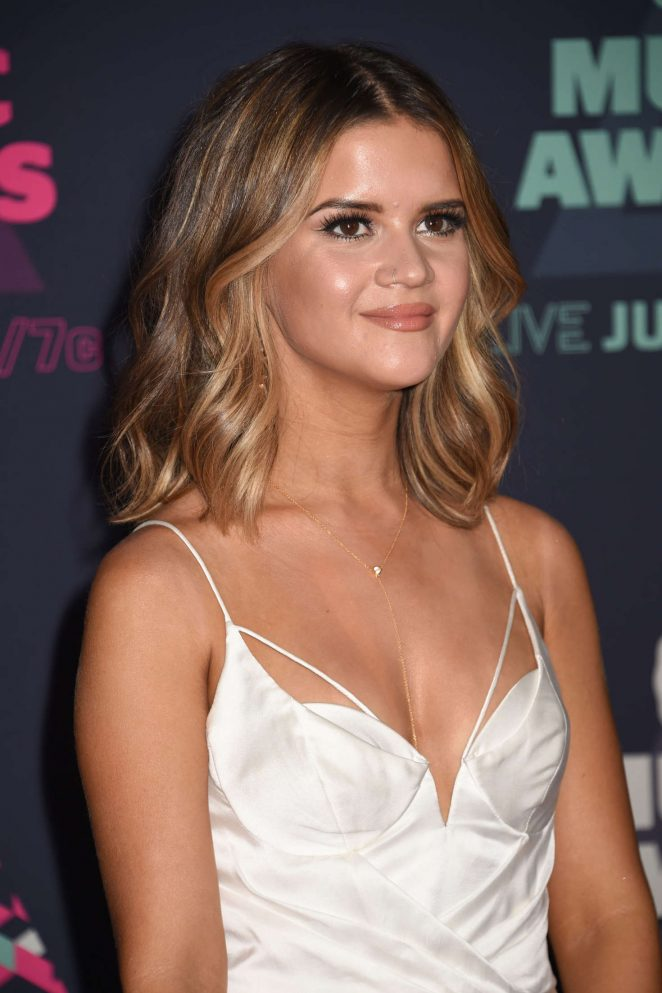 Maren Morris - CMT Music Awards 2016 in Nashville