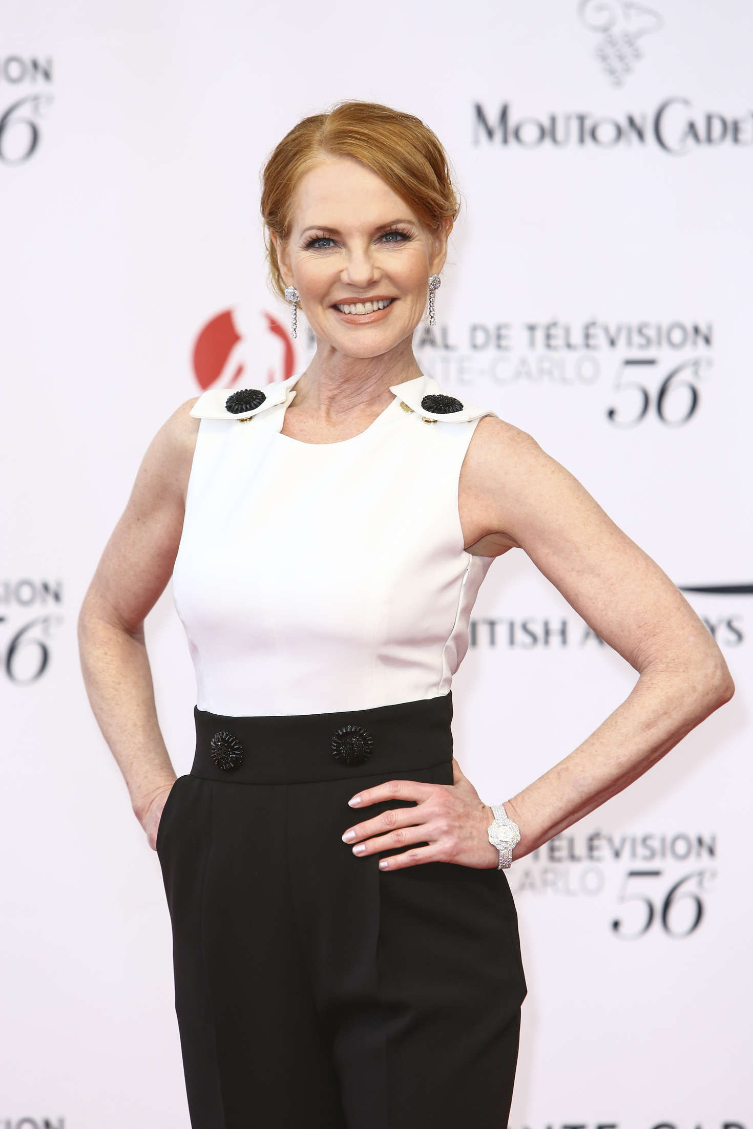 Marg Helgenberger - 56th Monte-Carlo Television Festival in Monte Carlo