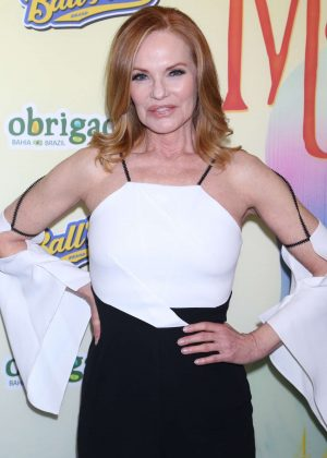 Marg Helgenberger - Opening night for Escape to Margaritaville in New York