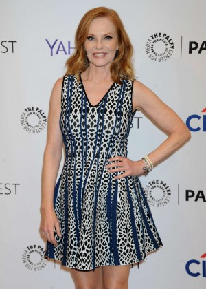 Marg Helgenberger - PaleyFest 2015 Fall TV Preview 'CSI' Farewell Salute in Beverly Hills