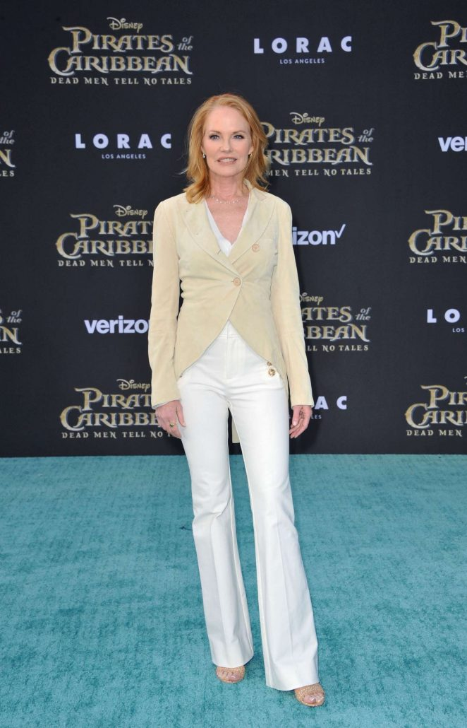 Marg Helgenberger – 'Pirates Of The Caribbean: Dead Men Tell No Tales' Premiere in Hollywood