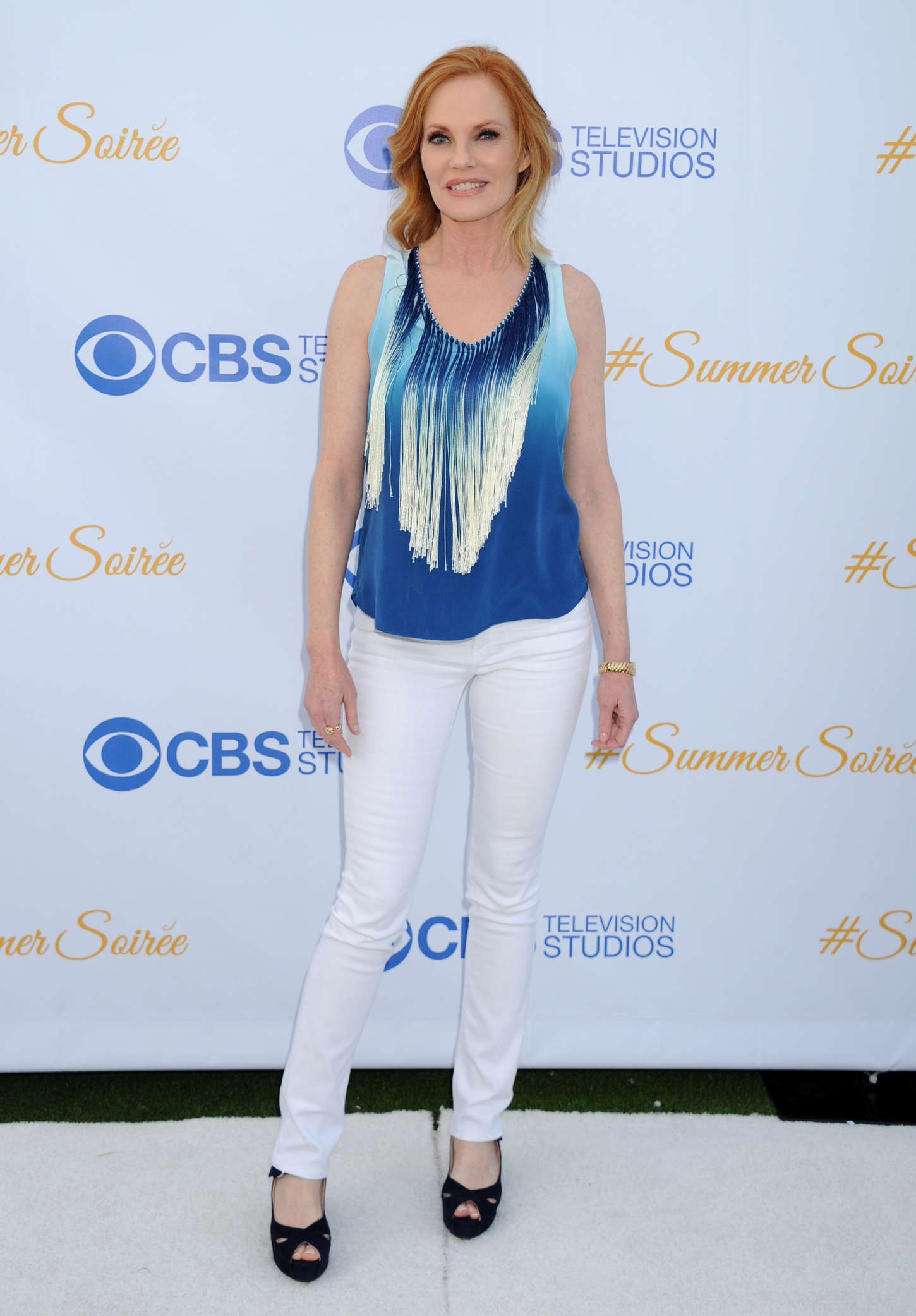 Watch Marg helgenberger casual style shopping at splendid in santa monica video
