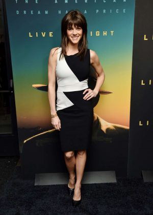 Margaret Anne Florence - 'Live by Night' Screening in New York