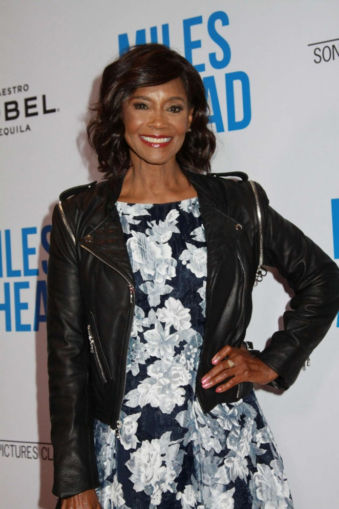 Margaret Avery - 'Miles Ahead' Premiere in Los Angeles