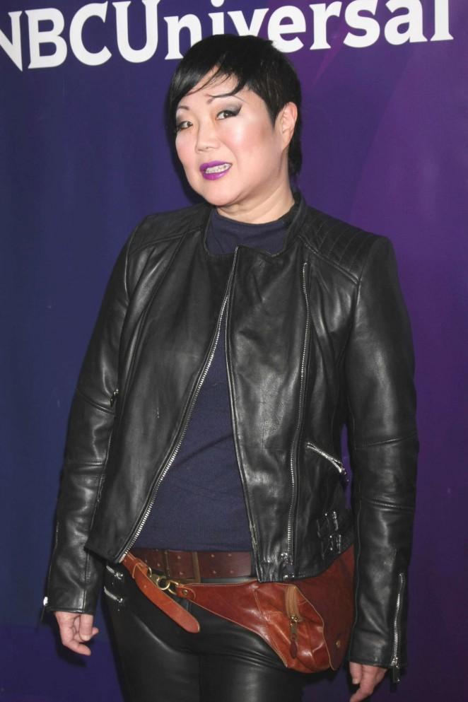 Margaret Cho - NBC Universal Winter Press Tour 2016 in Pasadena