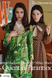 Margaret Qualley and Mikey Madison - W Magazine Volume #2 2020 The Directors Issue
